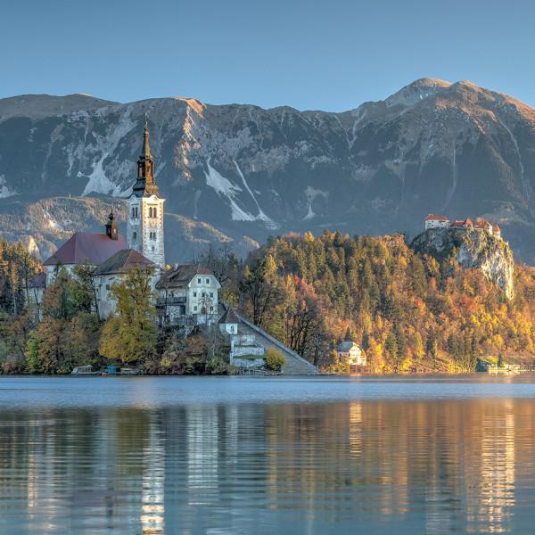 Blejsko jezero, Foto : Aleš Mezek